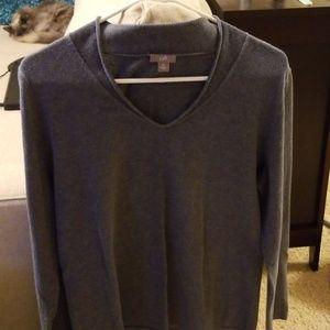 JJill sweater